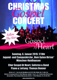Plakat ChristmasConcert2019